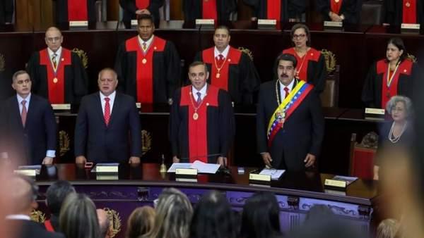 Poder judicial de Venezuela