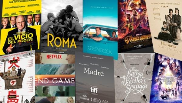Las Películas Nominadas A Los Oscar 2019 Que Puedes Ver En