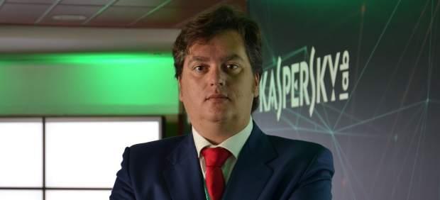 Alfonso Ramírez, director general de Kaspersky