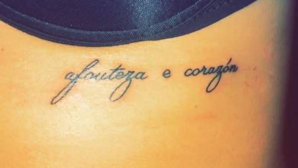 Fútbol Y Tatuajes Un Amor A Flor De Piel