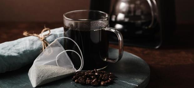 Las bolsitas para descafeinar cualquier café.
