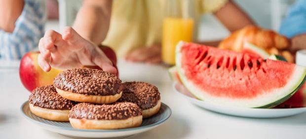 ¿Dulces o fruta?