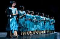 Danza Joven, Belén Maya, Olga Pericet y Luis Ortega presentan 'Mediterráneo' en el Festival Flamenco del Palau