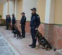 Policía Local denuncia a 58 personas por un macrobotellón y detiene a un hombre por tráfico de drogas