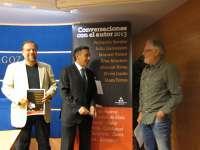 La DPZ reúne a siete escritores con lectores de doce localidades en el ciclo 'Conversaciones con el autor'