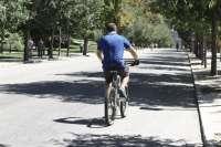 El Consistorio oscense trabaja para crear un cinturón de carril bici en la ciudad
