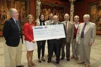 Ibercaja entrega a los Bancos de Alimentos la recaudación de su campaña estival
