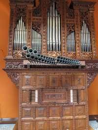 Luis Antonio González ofrecerá un concierto de órgano en Ibercaja Patio de la Infanta