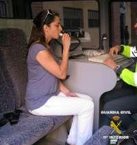 Los juzgados de Huesca incoan unos 700 procedimientos al año por delitos contra la seguridad en el tráfico