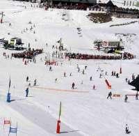 Aragón inicia en Toulouse su promoción de la temporada invernal