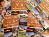 El calendario 2014 con fotografías de San Esteban de Litera ya está a la venta