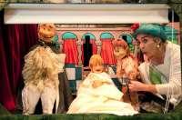 La Casa de los Títeres de Abizanda acoge un taller y tres actuaciones esta semana