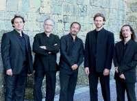 El 'Ensemble Gilles Binchois' canta en la Iglesia del Carmen de Jaca