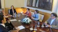 Serrat apuesta por el diálogo para poder obtener los derechos de acción para el retorno de los bienes de las parroquias