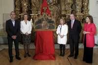 La tabla de 'La Resurrección' de Benabarre será sometida a un proceso de consolidación en el Museo de Huesca