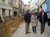 El Ayuntamiento de Huesca podrá ejecutar más obras al adjudicar a la baja los trabajos que desarrolla en las calles