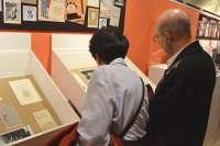 La exposición del 'Mercantil', organizada por Bantierra, contabiliza ya más de 1.000 visitas