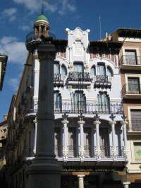 Teruel conmemorará el aniversario del Modernismo