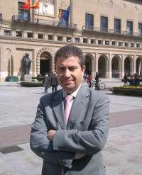 UPyD exige la supresión de escoltas a los concejales del Ayuntamiento de la capital aragonesa