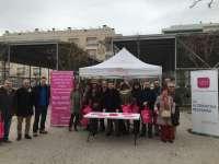 UPyD presenta en Parque Venecia su propuesta de movilidad para el barrio