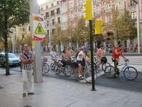 Pedalea reclama que se incluyan los carriles bici en la Operación Asfalto