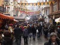 El alcalde de Teruel considera un éxito Las Bodas de Isabel y destaca la ocupación hotelera del 100 por cien