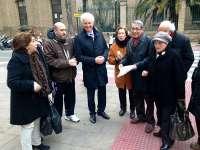 Suárez (PP) se compromete a que el Instituto Luis Buñuel sea el centro cívico del Casco Histórico