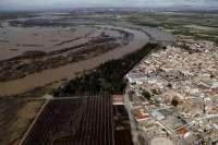 Casi 12.00 efectivos y 352 vehículos de Protección Civil trabajan para garantizar la seguridad ante la riada del Ebro