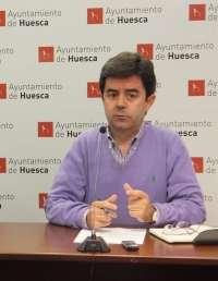 El PSOE dice que Alós ha hecho de Huesca