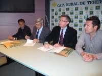 Caja Rural de Teruel aporta 6.000 euros al Ayuntamiento para actividades deportivas