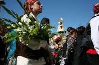 La indumentaria aragonesa se exhibe en La Almozara