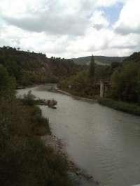Protección Civil ordena cortar la captación de agua del río Gállego por la presencia de lindano
