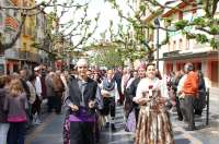 Más de 2.000 fragatinos celebrarán el Día de la Faldeta ataviados con los trajes locales
