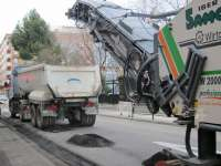 La Operación Asfalto avanza por los barrios de Delicias, Actur y Rabal