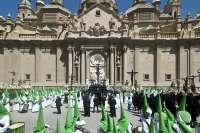 Las localidades para ver la Procesión del Santo Entierro se adquieren en las oficinas de turismo