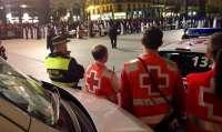 Un total de 35 voluntarios de Cruz Roja prestarán servicio en la procesión del Santo Entierro