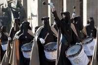 La procesión del Santo Entierro recorre 4 kilómetros de Pasión