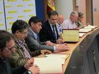 Ayuntamientos afectados por los embalses de Mediano y El Grado podrían ahorrar un 15% del coste de la energía