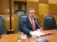 Belloch toma posesión de su cargo como magistrado de la Audiencia Provincial este jueves
