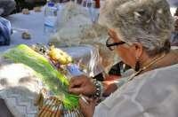 Más de 250 bolilleras se darán cita en Fraga para celebrar el XXI Encuentro de Encaje de Bolillos