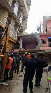La Obra Social de Ibercaja inicia una campaña a favor de los damnificados en el terremoto