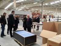 Dula invierte 2,5 millones en una nueva planta de operaciones logísticas