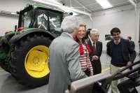 Rudi subraya que potenciar la agroindustria es la