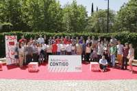 Lambán (PSOE) se compromete a extender las propuestas de garantía juvenil hasta los jóvenes de 35 años