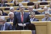 El Senado renueva este año 50 escaños, entre ellos los de Marcelino Iglesias y Ricardo Canals