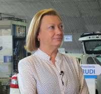 Rudi considera prioritarias las necesidades de la Cuenca del Ebro