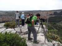 Jaraba celebra este fin de semana el cuarto Festival de las Aves del Valle del Mesa
