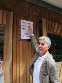 Martín (CHA) dice que el Gobierno PP-PAR utiliza las instituciones de forma