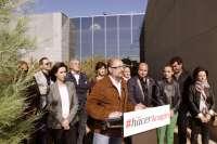 Lambán (PSOE) plantea un cambio