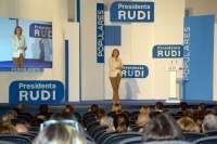 Rudi (PP) dice en Monzón que